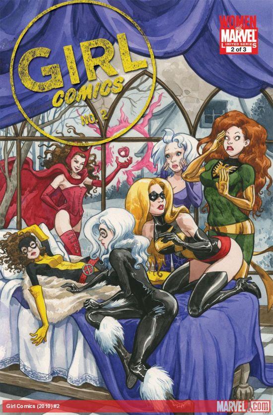 Girl Comics (2010) #2
