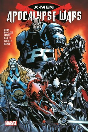 X-Men: Apocalypse Wars (Hardcover)