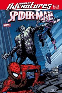 Marvel Adventures Spider-Man (2005) #20