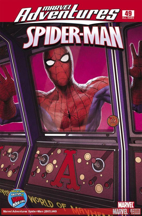 Marvel Adventures Spider-Man (2005) #49