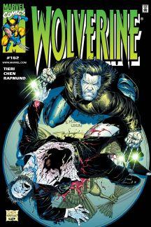 Wolverine (1988) #162