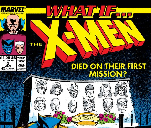 What If? (1989) #9