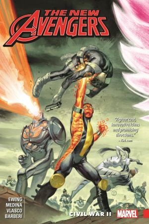 New Avengers: A.I.M. Vol. 3 - Civil War II (Trade Paperback)