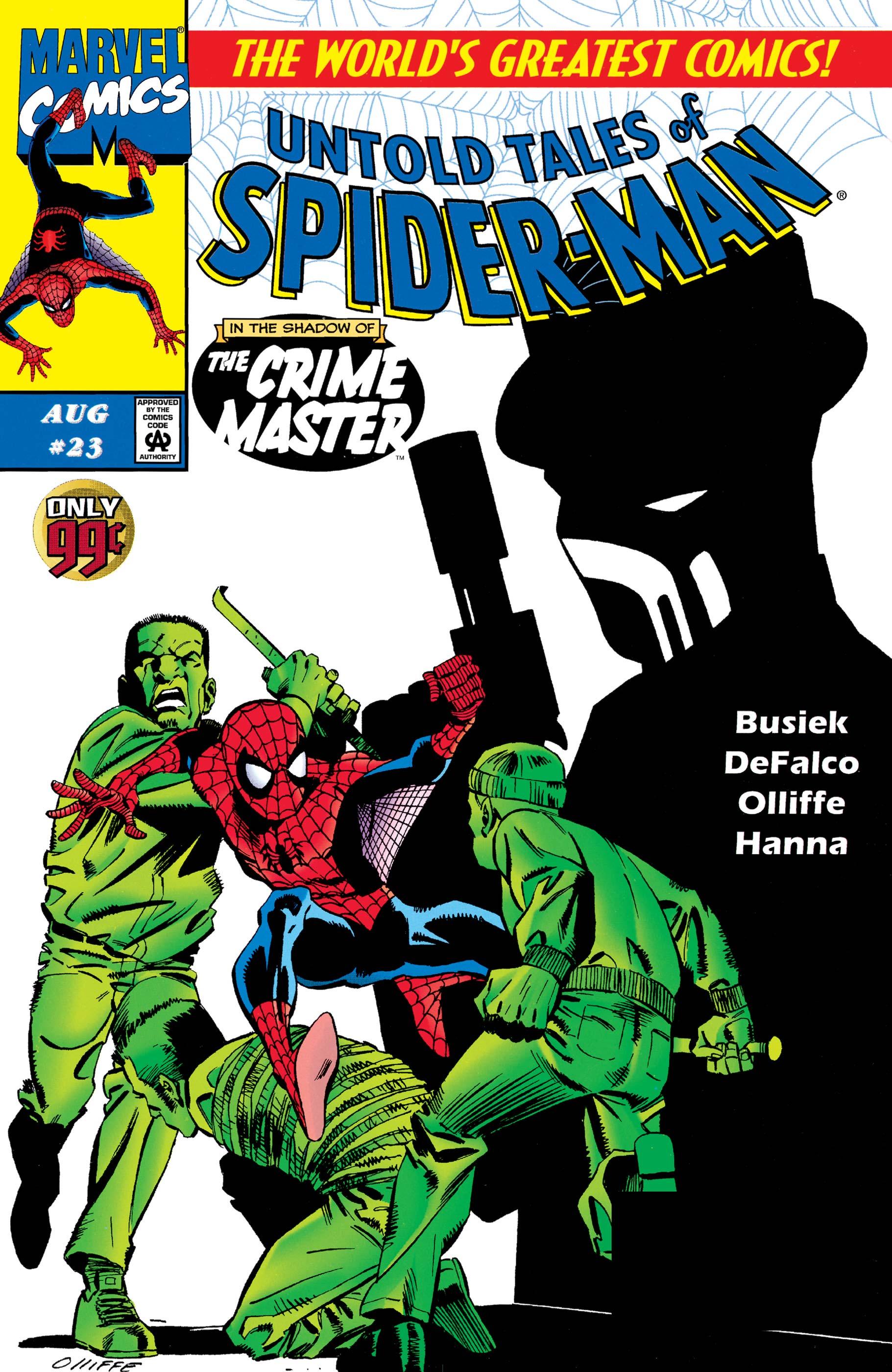 Untold Tales of Spider-Man (1995) #23
