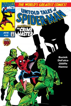Untold Tales of Spider-Man #23