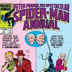 Peter Parker, the Spectacular Spider-Man Annual