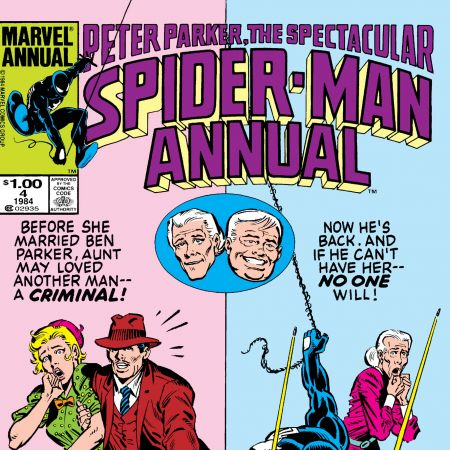 Peter Parker, the Spectacular Spider-Man Annual (1979 - 1991)