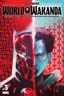 Black Panther: World of Wakanda (2016) #3