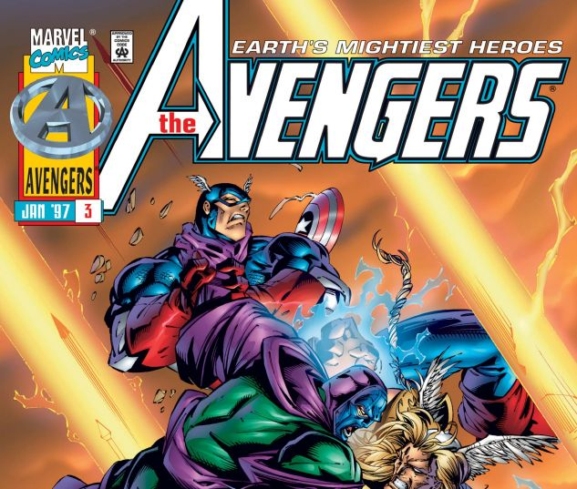 Avengers (1996) #3