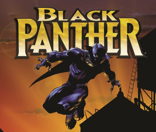 cover from Black Panther by Christopher Priest: The Complete Collection (2015)