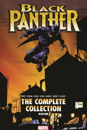 Black Panther by Christopher Priest: The Complete Collection Vol. 1 (Trade Paperback)