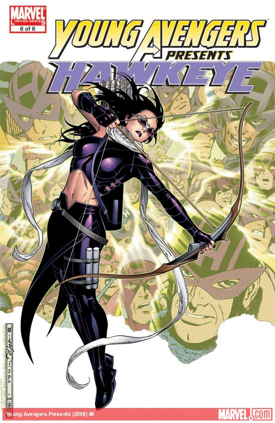 Young Avengers Presents (2008) #6