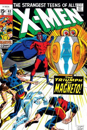 Uncanny X-Men #63