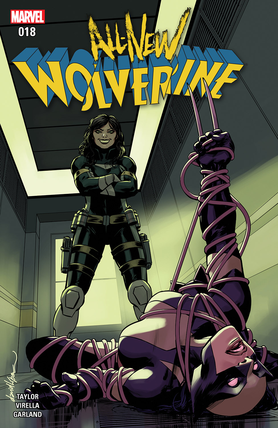 All-New Wolverine (2015) #18