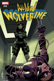 All-New Wolverine #18