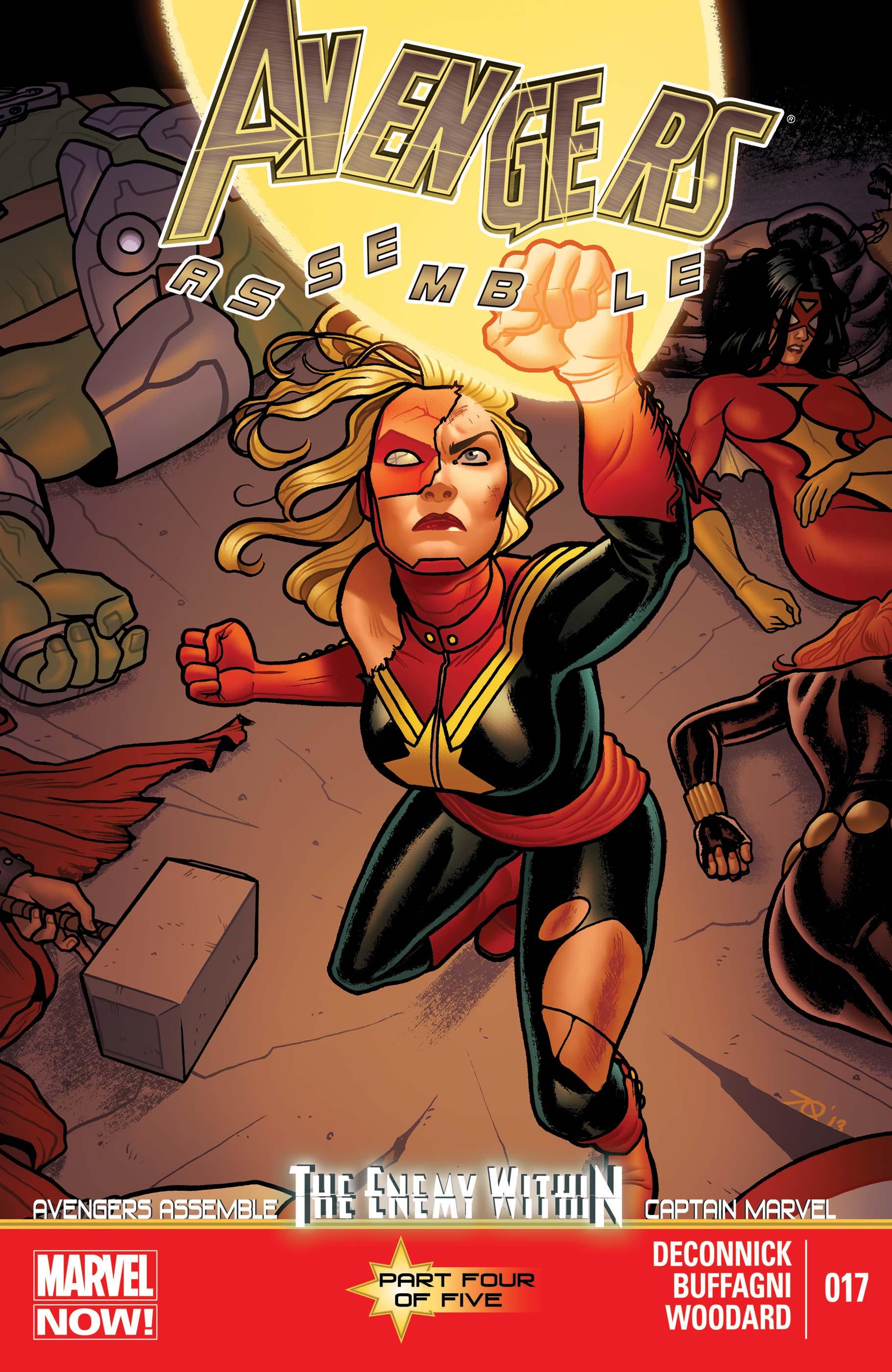 Avengers Assemble (2012) #17