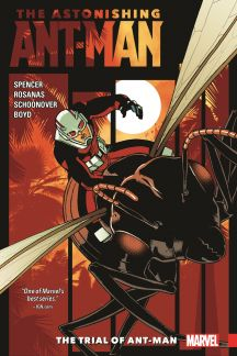 The Astonishing Ant-Man Vol. 3: The Trial of Ant-Man (Trade Paperback)