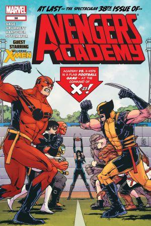 Avengers Academy #38