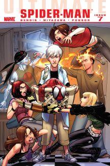 Ultimate Comics Spider-Man (2009) #7