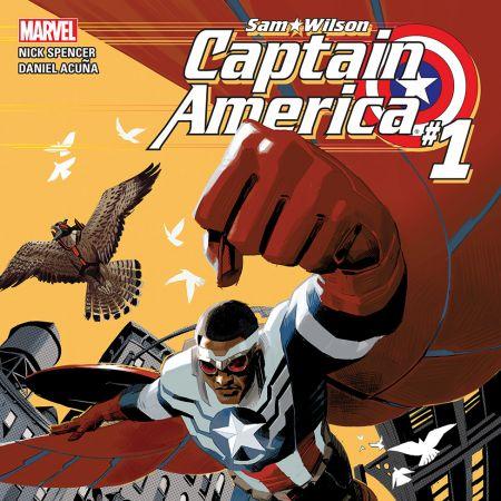 Captain America: Sam Wilson (2015 - Present)