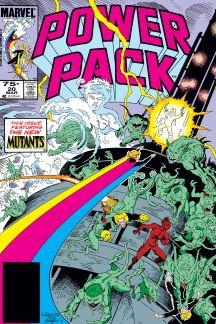 Power Pack (1984) #20