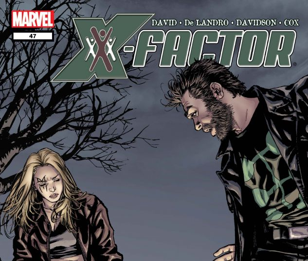 X-FACTOR (2005) #47