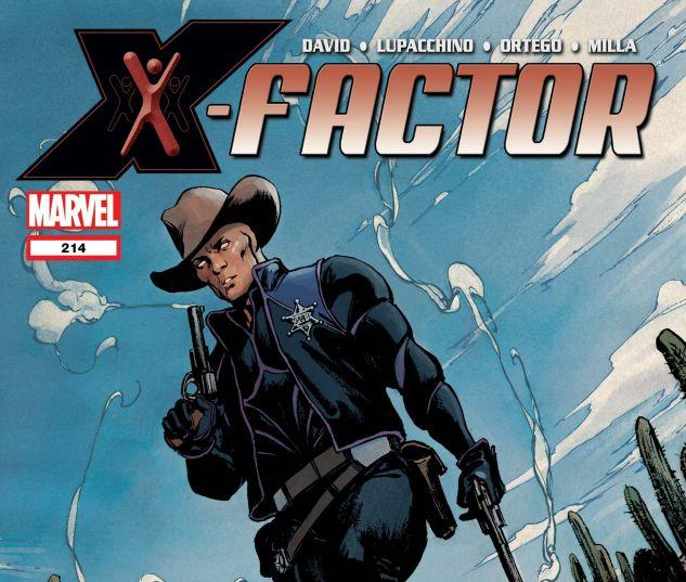X-FACTOR (2005) #214