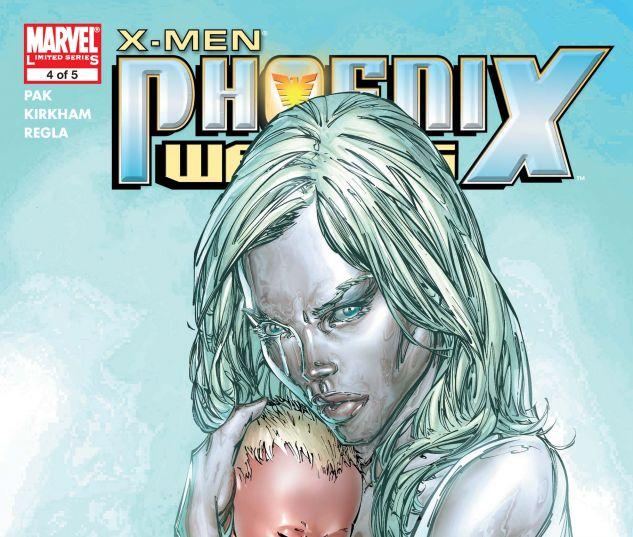 X-Men: Phoenix - Warsong (2006) #4