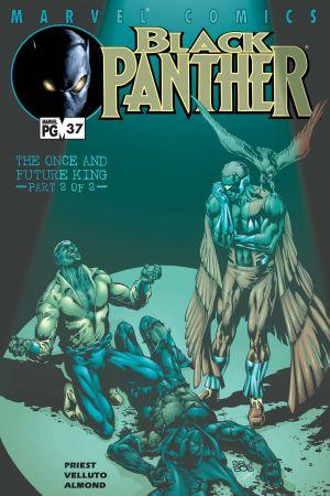 Black Panther (1998) #37
