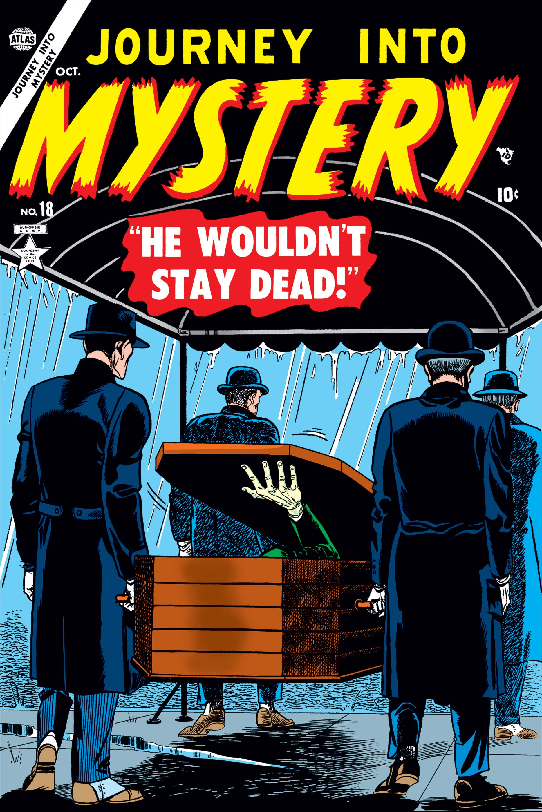 Journey Into Mystery (1952) #18