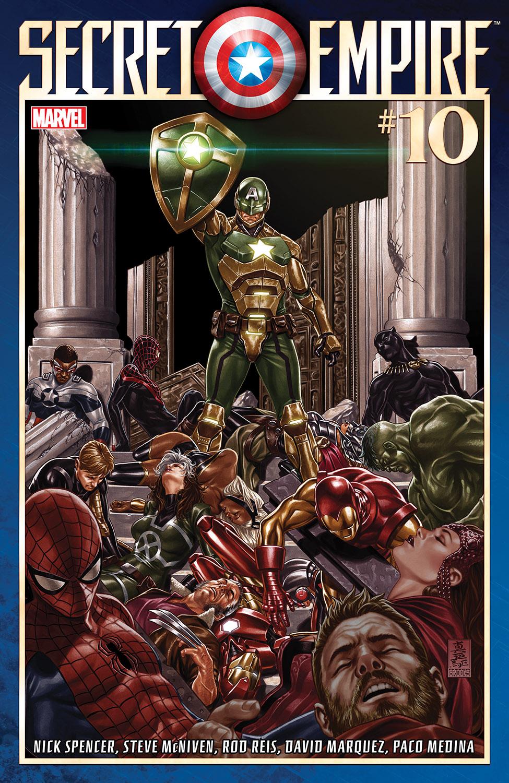 Secret Empire (2017) #10