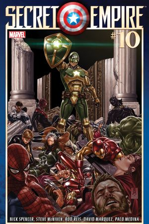 Secret Empire #10