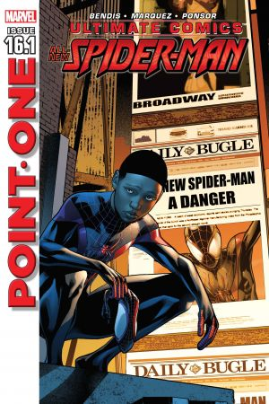 Ultimate Comics Spider-Man (2011) #16.1