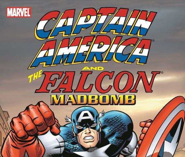 Captain America & the Falcon: Madbomb