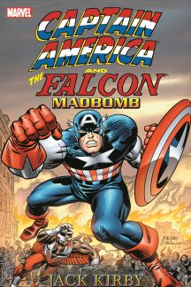 Captain America & the Falcon: Madbomb (Trade Paperback)