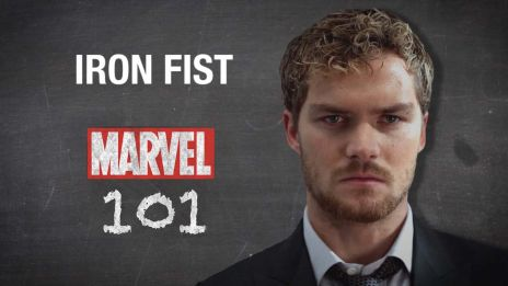 Learn who Iron Fist is and what his powers are on a special live action edition of Marvel 101!