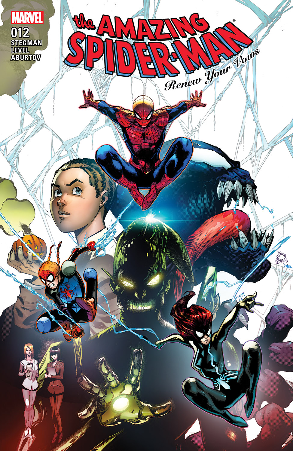 Amazing Spider-Man: Renew Your Vows (2016) #12