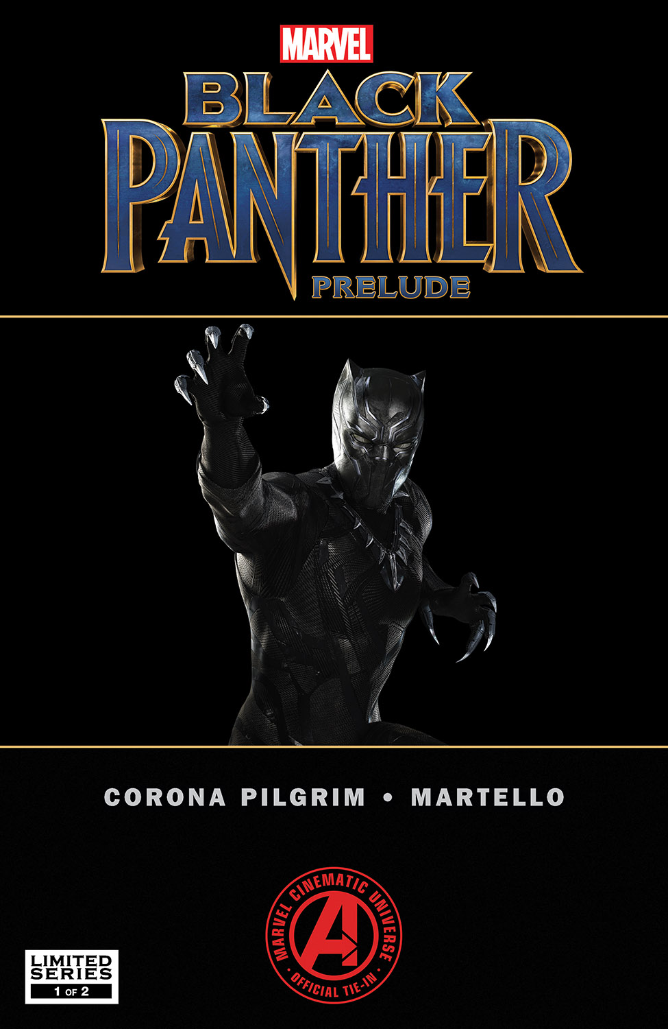Marvel's Black Panther Prelude (2017) #1