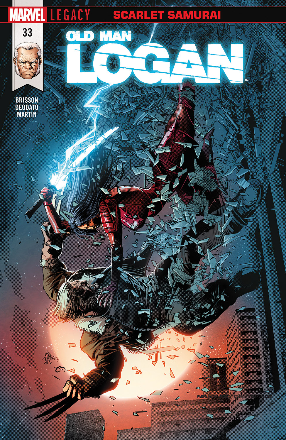 Old Man Logan (2016) #33