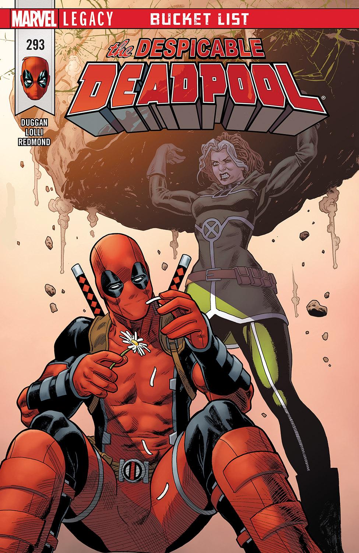 Despicable Deadpool (2017) #293