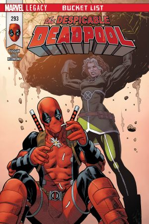 Despicable Deadpool #293