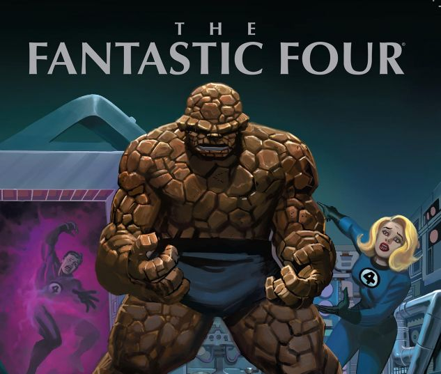 Marvel Masterworks: The Fantastic Four Vol. 6 0 cover