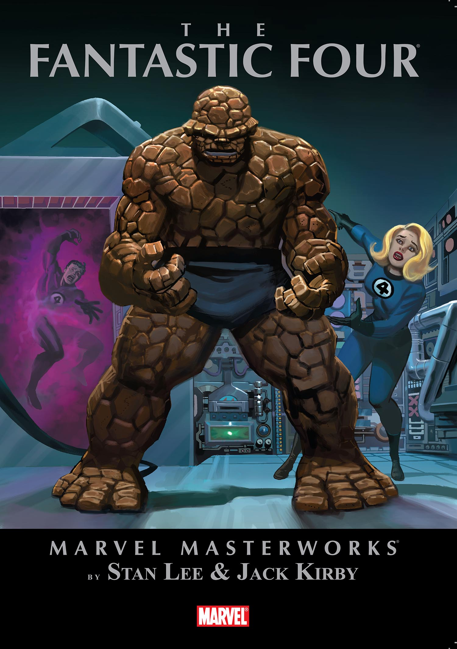 Marvel Masterworks: The Fantastic Four Vol. 6 (Hardcover)