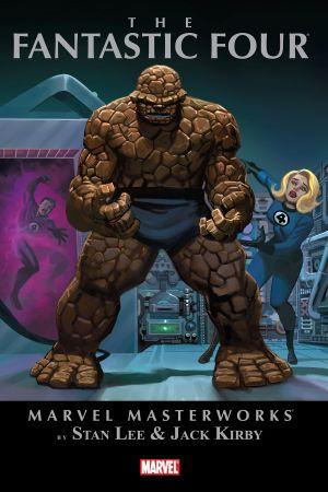 Marvel Masterworks: The Fantastic Four Vol. 6 (Hardcover)