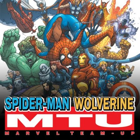 Marvel Team-Up (2004 - 2006)