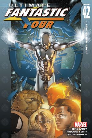 Ultimate Fantastic Four #42