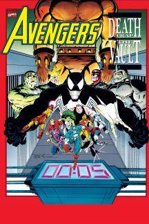 Avengers: Deathtrap - The Vault (1991) #1