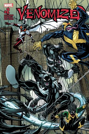 Venomized (2018) #2
