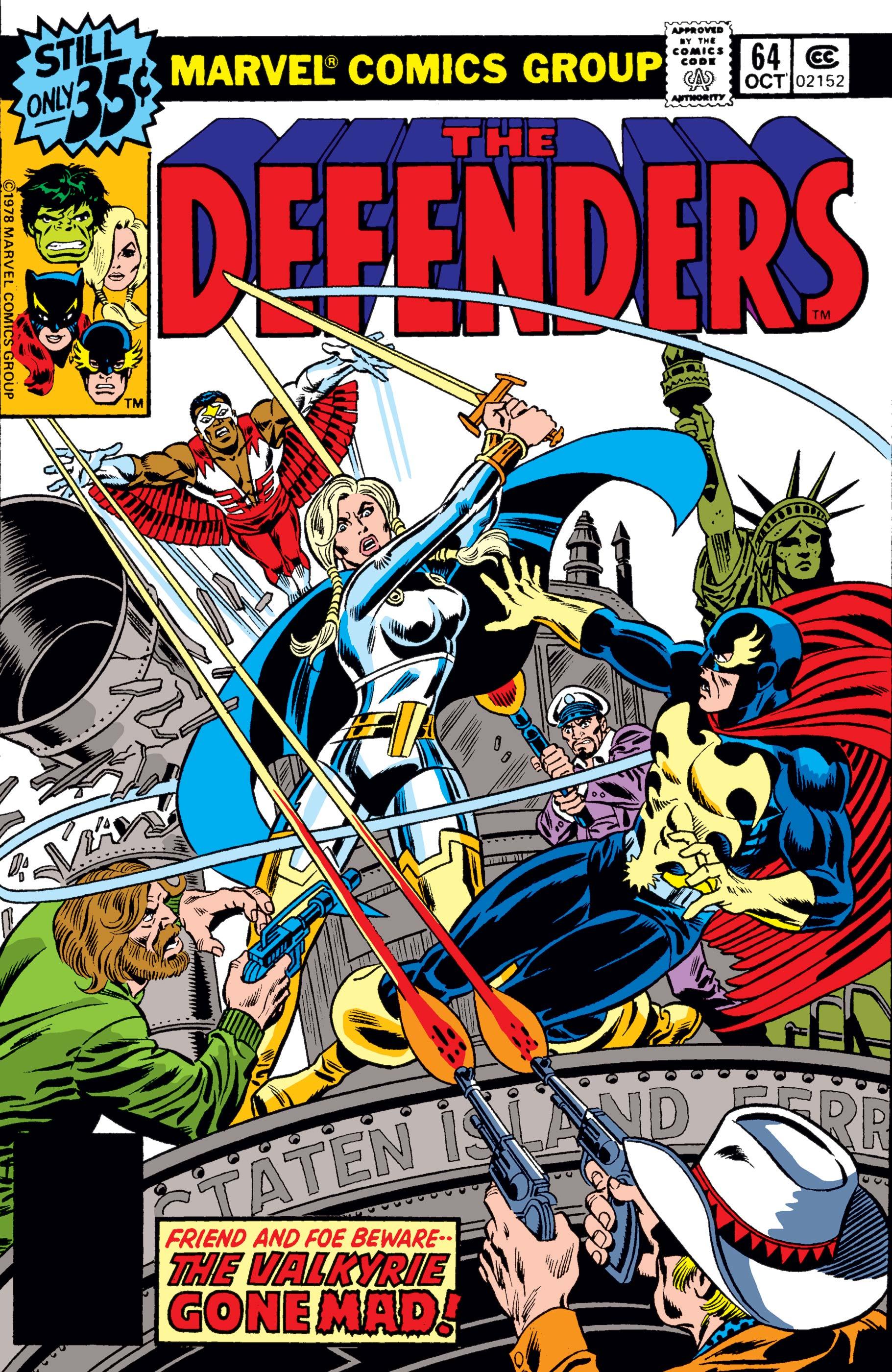 Defenders (1972) #64