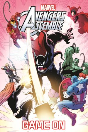 Avengers Assemble: Game on  (Digest)